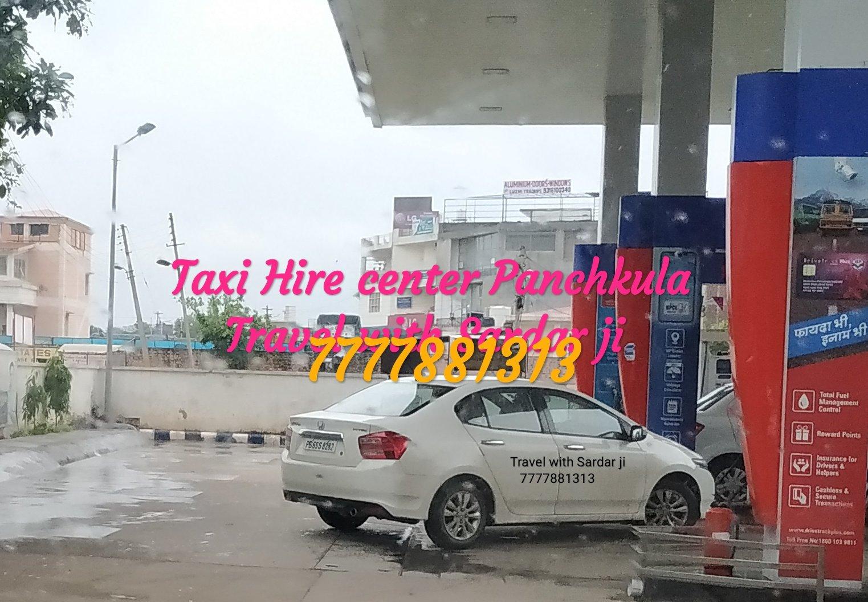 One way taxi Panchkula to Delhi airport