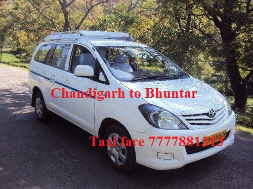 Chandigarh To Bhuntar