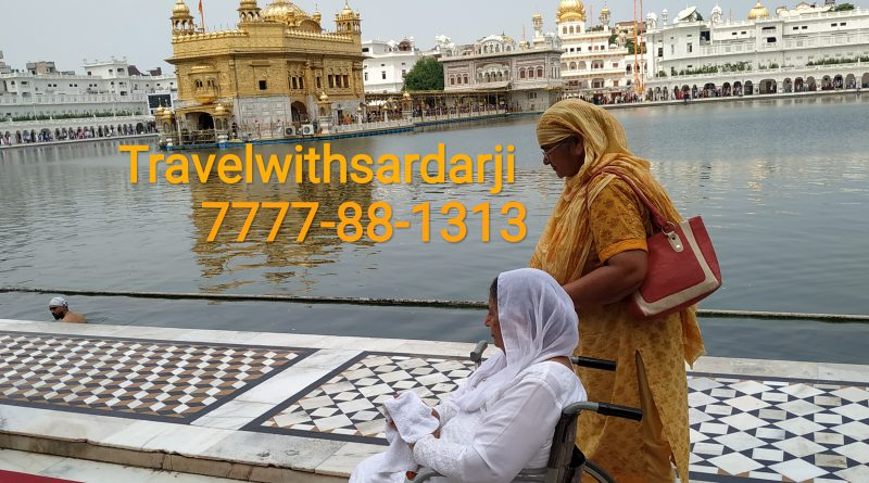 Best taxi Chandigarh to Amritsar Sahib