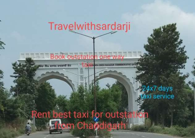 Hire cheap taxi from Chandigarh